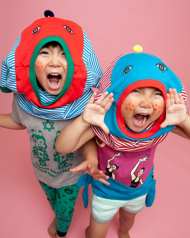 OJISUN_Japanese kids clothes brand