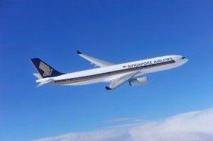 Singapore Airlines: Με δύο απευθείας πτήσεις συνεχίζει το καλοκαίρι του 2015