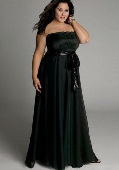 ainsi que la taille du soir Estrella robe robe en noir