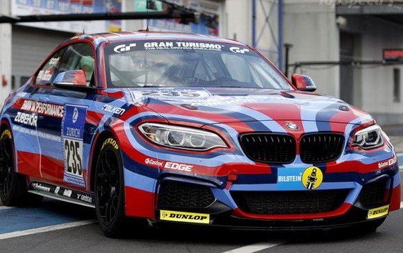 2014 BMW M235i Racing Nurburgring 24 Hours Edition - http://www.dailytechs.com/2014-bmw-m235i-racing-nurburgring-24-hours-edition/