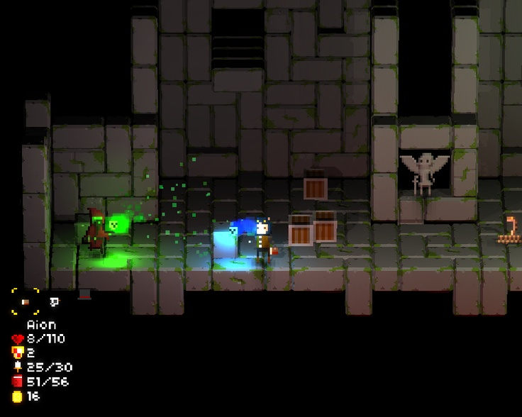 Legend of Dungeon [4 player co-op rogue-like-like beat'em'up] http://www.robotloveskitty.com/LoD/index.html