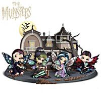 909014 - Jasmine Becket-Griffith A Fairy Munsters Fantasy …