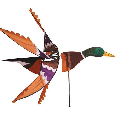 Superb Flying Mallard Spinner. Kite DesignsDuck BirdWind SpinnersGarden  SpinnersPremier ...