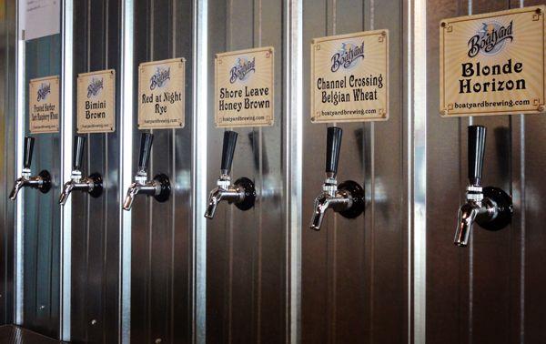 Boatyard Brewing Company