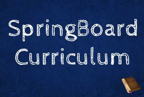 Ideas to help teach the SpringBoard curriculum by the College Board.