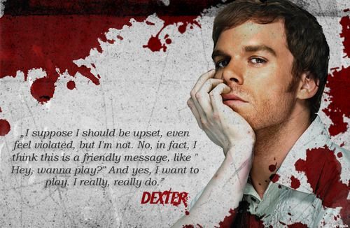 ... quotes dexter morgan debra morgan tv quotes movie quotes tv series