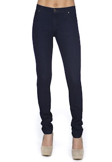Second denim yoga jeans