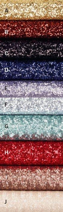 Miami Sequins  93% Nylon 7% Spandex 137cm wide.  Regular Price: $49.95