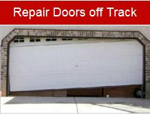 Garage door Repair Doors off Track Garage Door Mart makes use of the highest quality parts and provides service which is backed by industryu0027s best u2026 & Garage door Repair Doors off Track Garage Door Mart makes use of ... pezcame.com