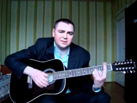 Александр Розенбаум - Старые скамейки (Docentoff. Вариант исполнения пес...