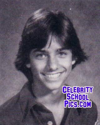 John Stamos - Celebrity School Pic