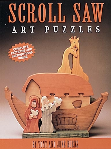 Scroll Saw Art Puzzles 14.95