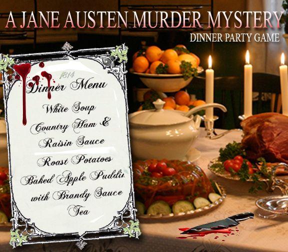 25+ Best Ideas About Murder Mystery Parties On Pinterest