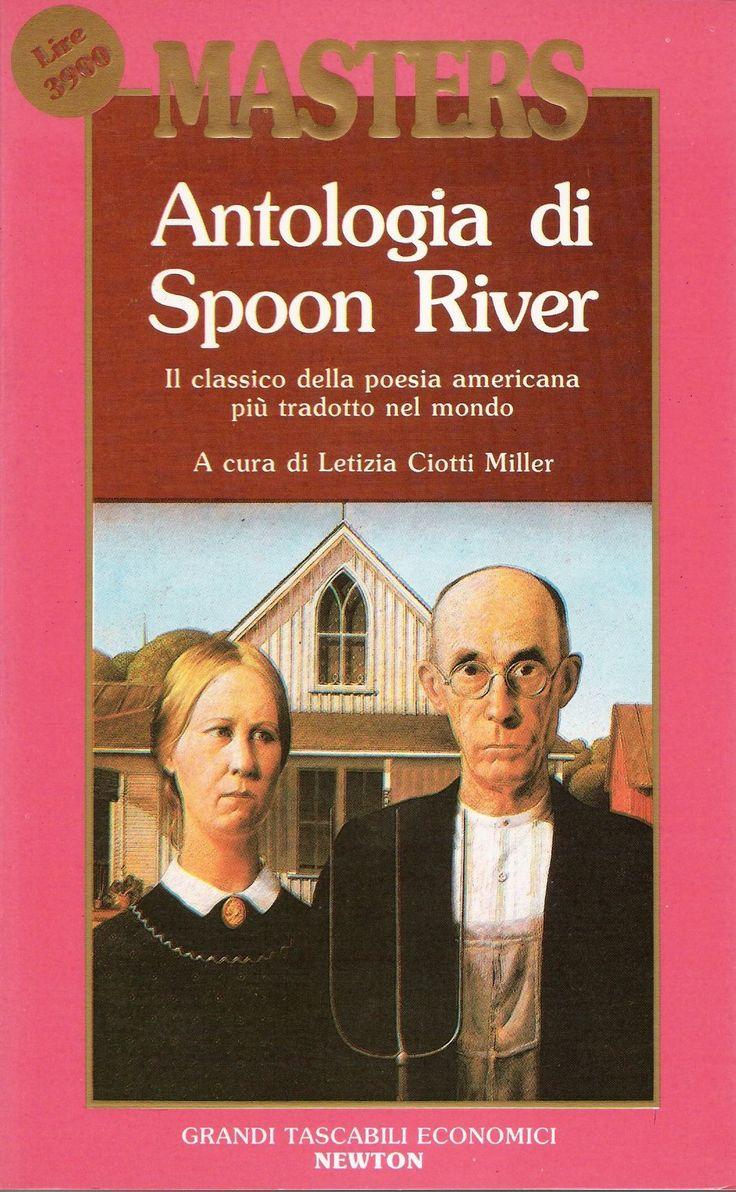 Antologia di Spoon River - Edgar Lee Masters