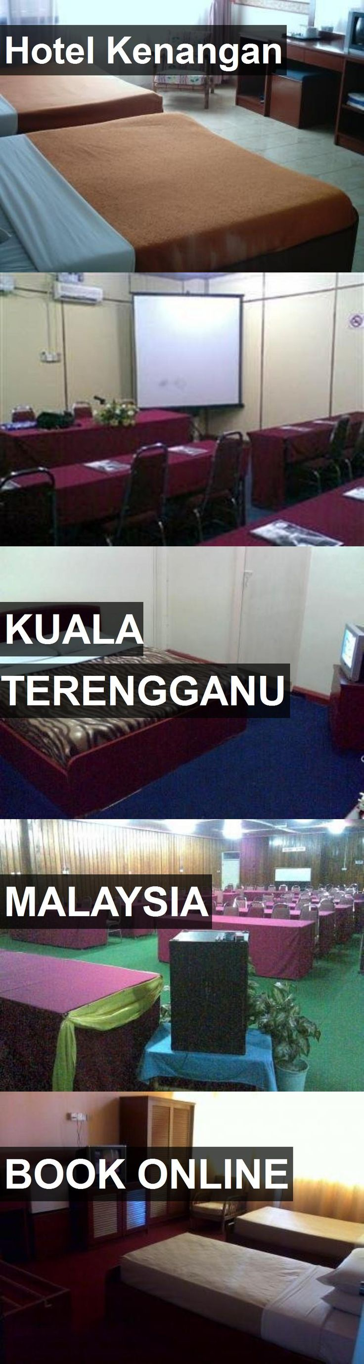 Hotel Hotel Kenangan in Kuala Terengganu, Malaysia. For more information, photos, reviews and best prices please follow the link. #Malaysia #KualaTerengganu #HotelKenangan #hotel #travel #vacation