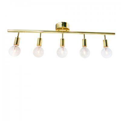 spotlight-mässing-row-lampa