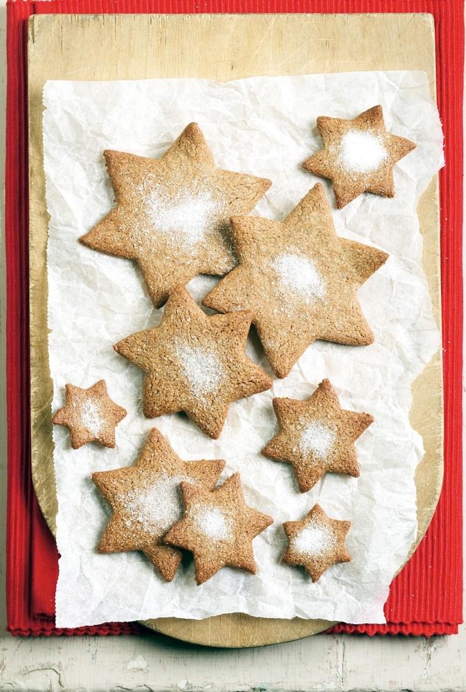 Ruispiparit | K-ruoka #joulu #piparkakut