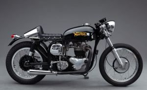 1966 Norton Atlas Cafe Racer - Bike-urious