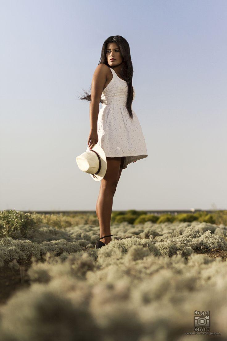 Desert - Model: Karla Fuertes