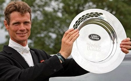 The Rolex Grand Slam of Eventing…Could William Fox-Pitt be next?