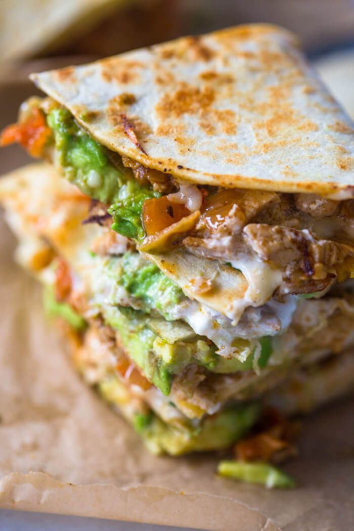 Top 25 Quesadilla Recipes