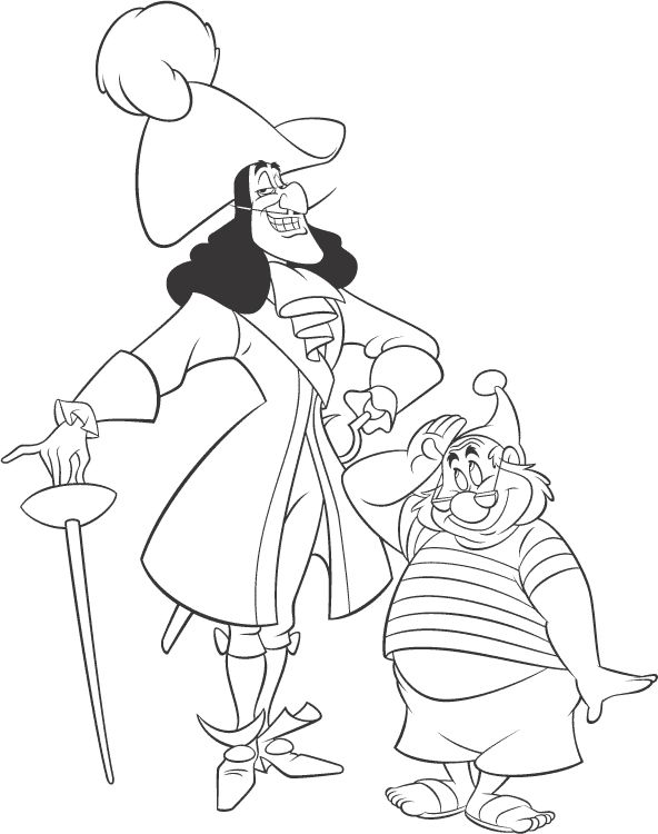 Disney Villains Coloring Pages | disney villains colouring pages print and preview more colouring pages ...