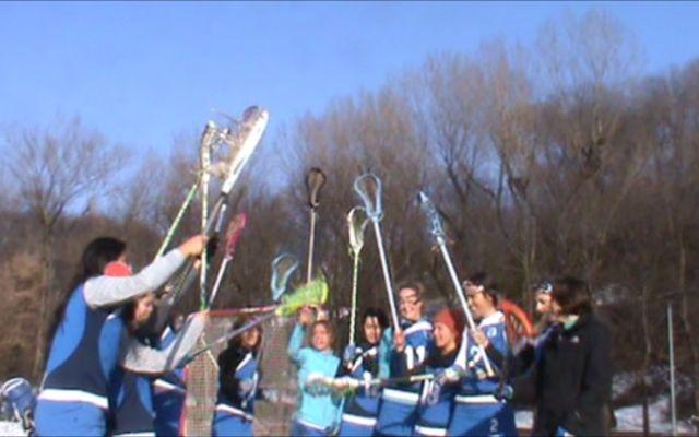 Lacrosse: una bellissima giornata con le ragazze del Milano Baggataway e Giacomo Bonizzoni dei Painkillers Milano #lacrosse #milanobaggataway