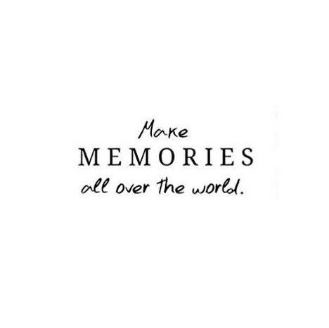 quote, memories, and travel afbeelding – Instagram Stories