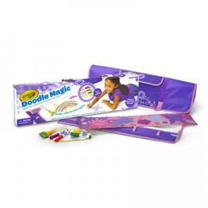doodle magic color mat fairytale from crayola