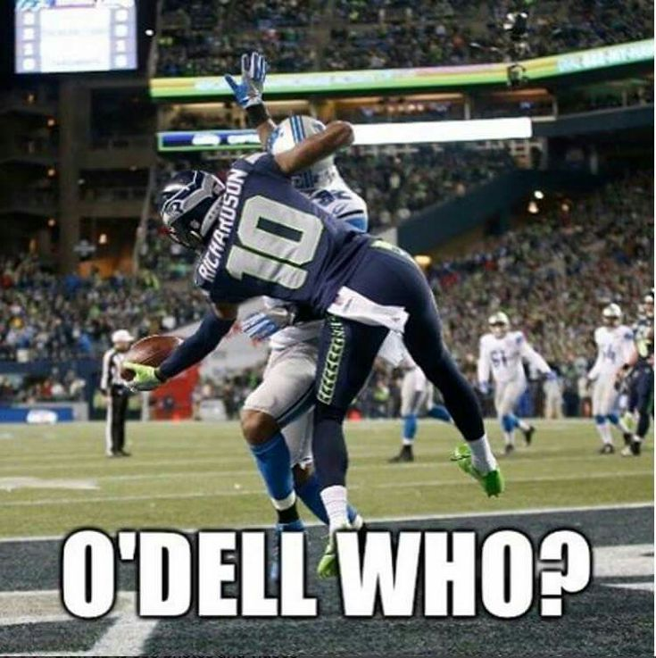 O'dell who?