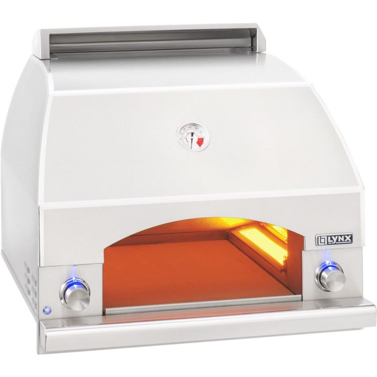 Lynx Napoli 30-Inch Counter Top/Built-In Pizza Oven - LPZA - Natural Gas