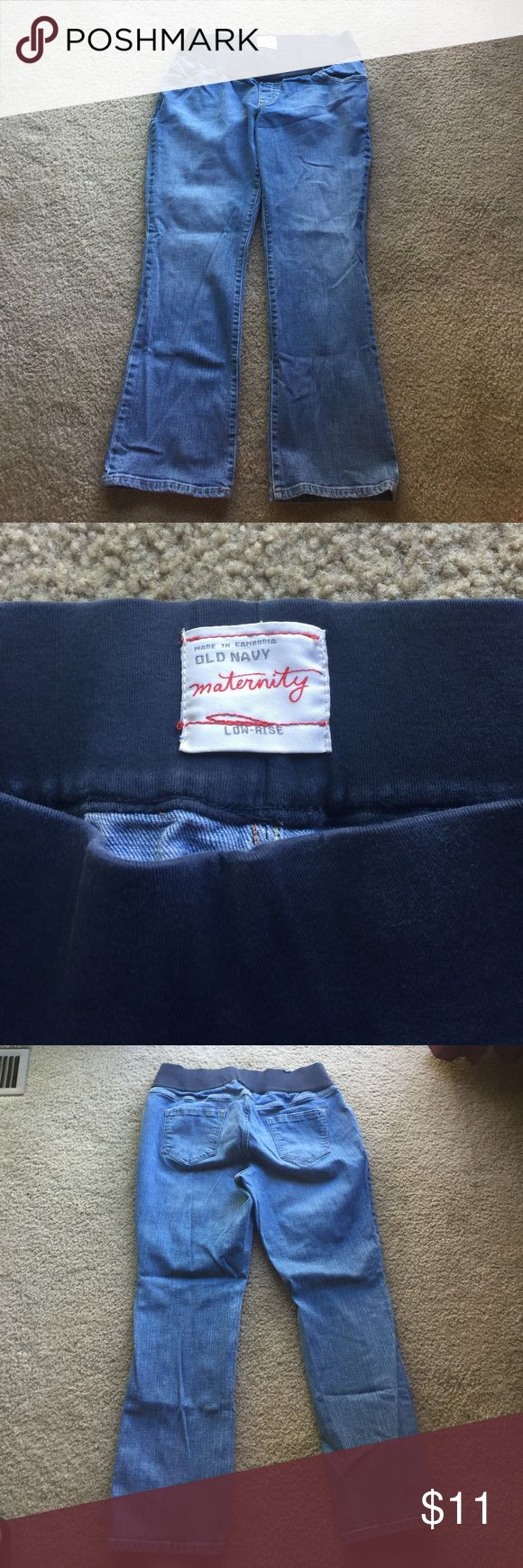 Old Navy Maternity Jean Low Rise Large Short Old Navy Maternity Jeans Low Rise Short Large Old Navy Pants