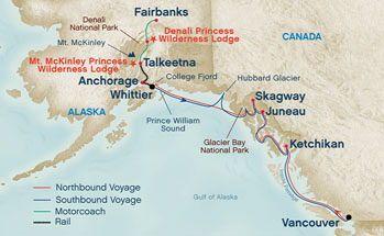 Alaska Cruise Cruises And Princess Cruises On Pinterest