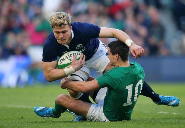6 Nations 2014 Review: Ireland vs Scotland - http://www.pulpinterest.com/sport/rugby/6-nations-2014-review-ireland-v-scotland/