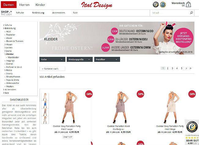 Ital Design Erfahrungen: Wunderschöne Kleider schon ab 4,99€ im Sale http://www.fancybeast.de/ital-design-erfahrungen/ #Fashion #Design #Shop #Kleider #Sale Wie viele andere berufstätige Frauen, haben auch viele meiner Kundinnen das Problem, dass für langwierige Shoppingtouren und Schnäppchenjagden in ihren Lebenkaum Platz ist. Und genau …
