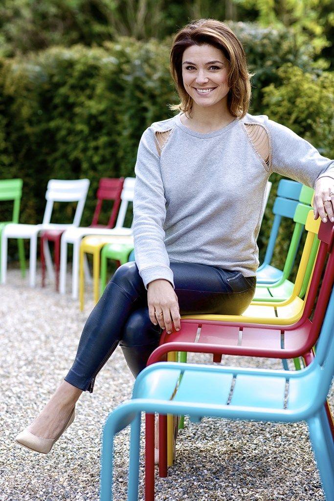 Evi Hanssen. Foto VTM