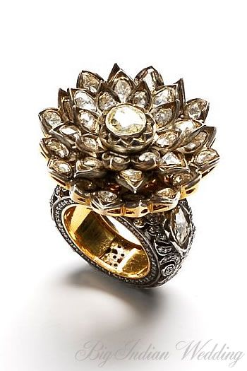Amrapali wedding ring