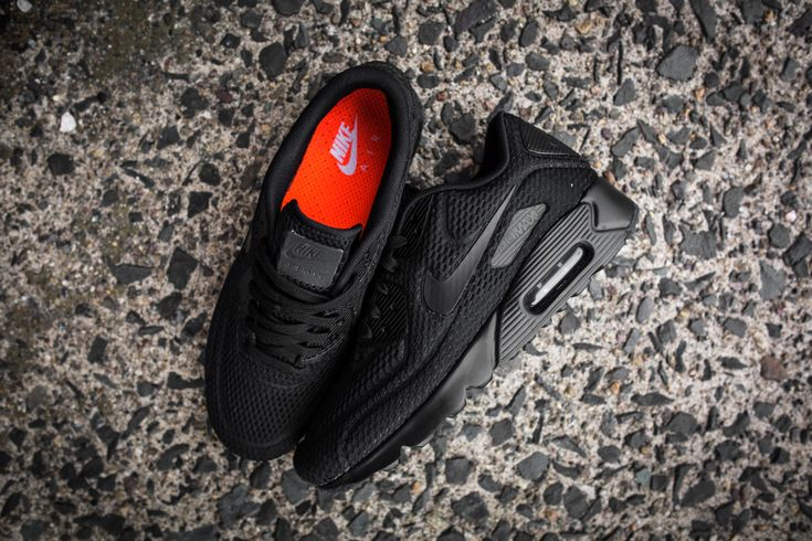 Nike Air Max 90 Ultra Superfly T Black/Dark Grey/White