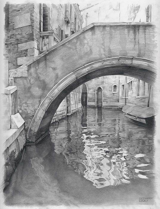 Venice mmix iii by denis chernov