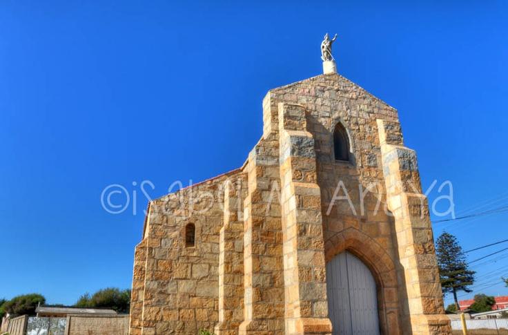 Iglesia de Quintero, V Región de Valparaiso  Naturastock.com