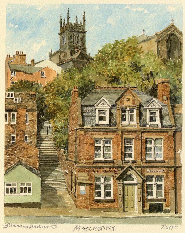 Macclesfield - Portraits of Britain