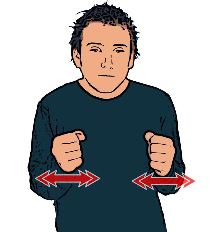 Cold - British Sign Language (BSL)