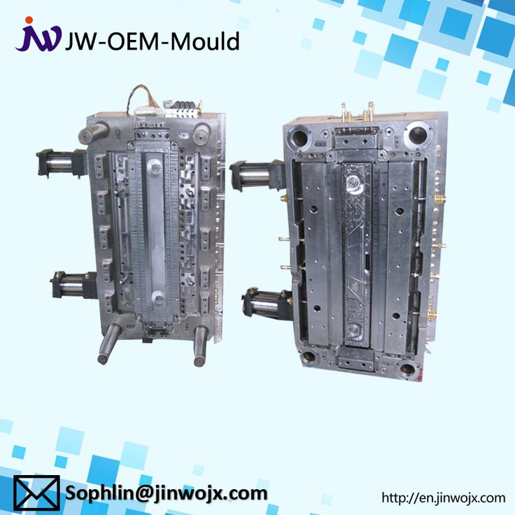 Customized OEM plastic auto parts mould with factory price