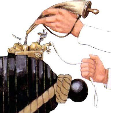 Cebado de la llave