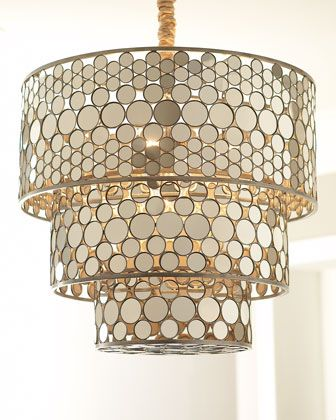 Bright Lights: 20 Chic Chandeliers - MakeItBetter.net
