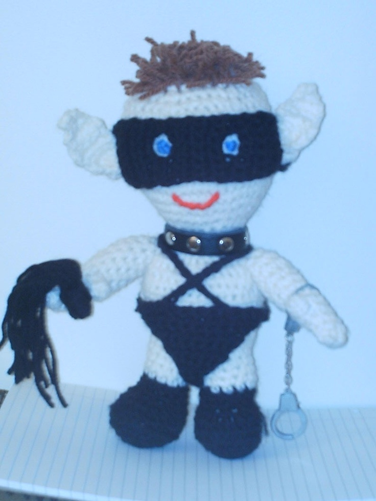Switchy the Elf. My mother made him for me :D: Photo