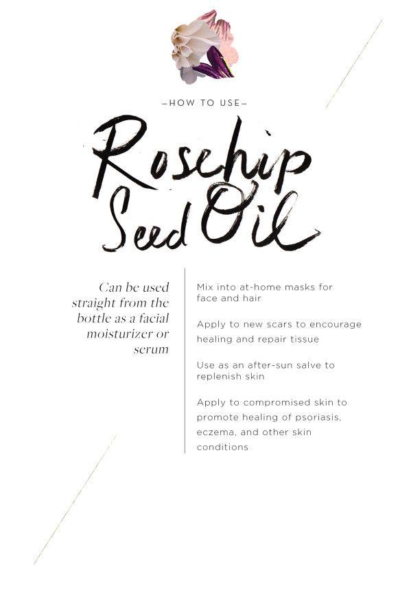 Wellness Encyclopedia: Get Hip To Rosehip Seed Oil + An 3-Ingredient DIY Face Mask   Free People Blog #freepeople