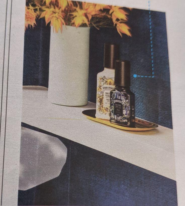 Shelf above toilet in guest bath   – Lookbook