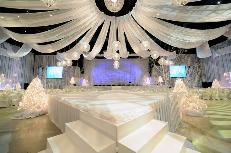 Winter Wedding Ideas winter wonderlan...