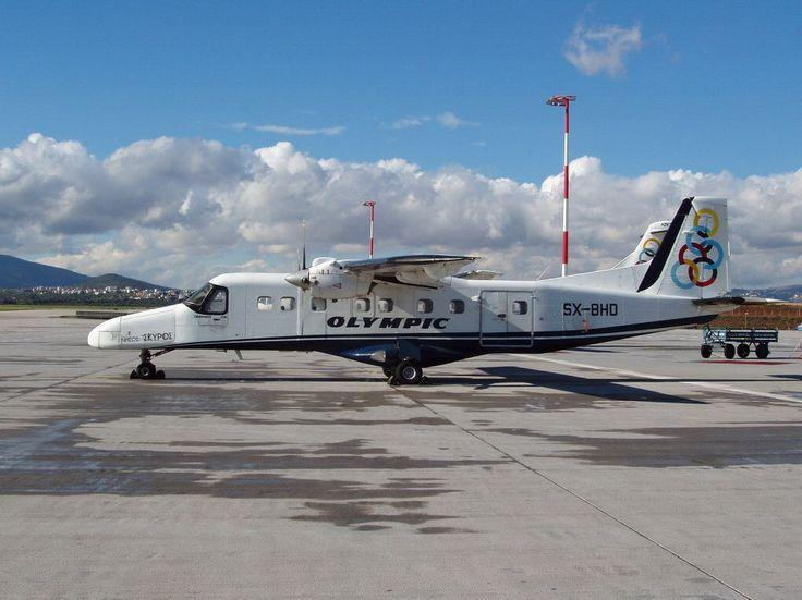 Olympic Aviation Dornier Do-228-201 [Isle of Leros]-[SX-BHC]